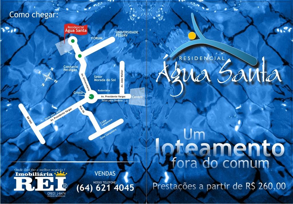 Agua Santa A