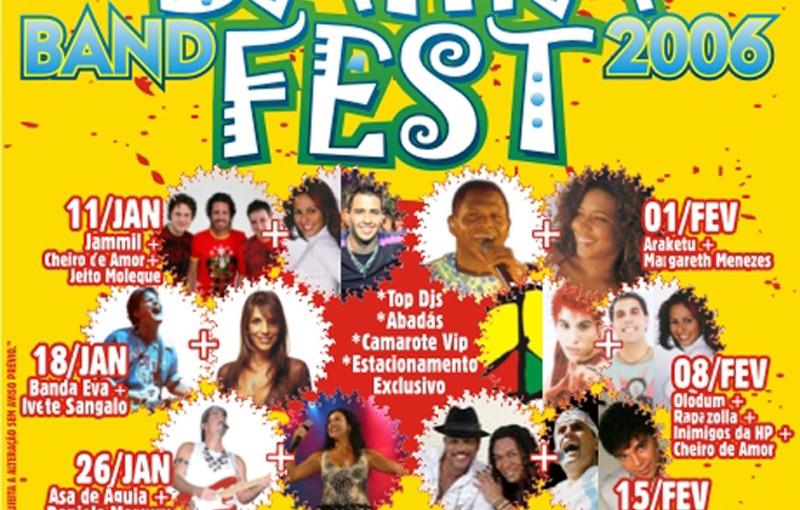 Band Bahia Fest