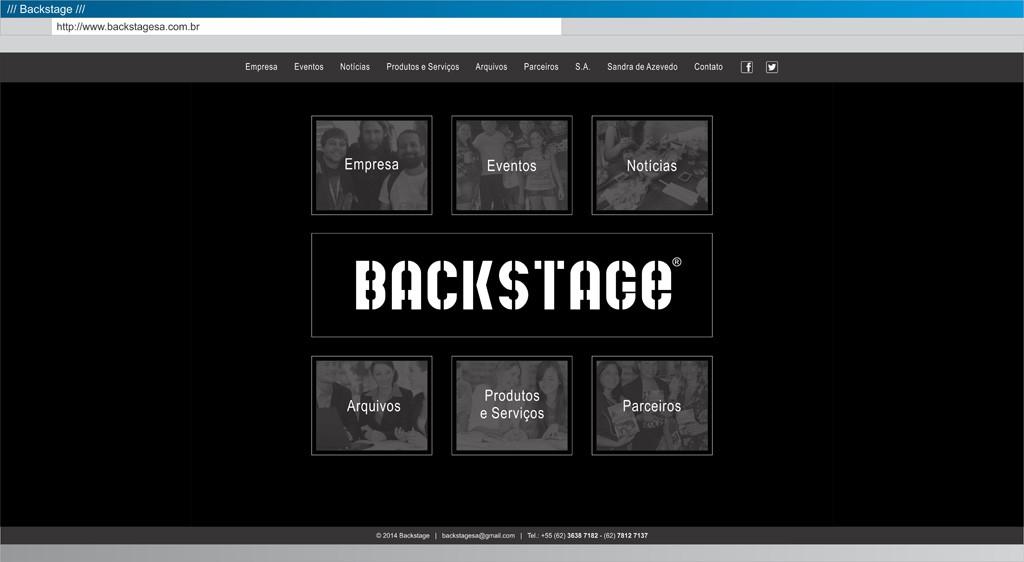 Backstage - Home