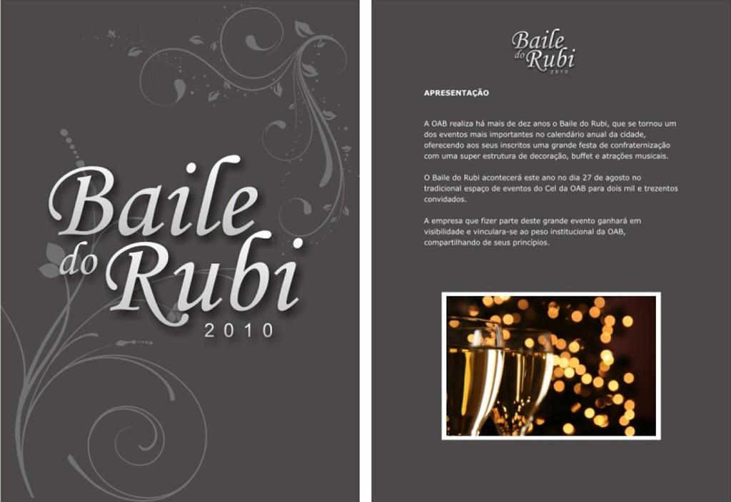 Baile do Rubi - Projeto1