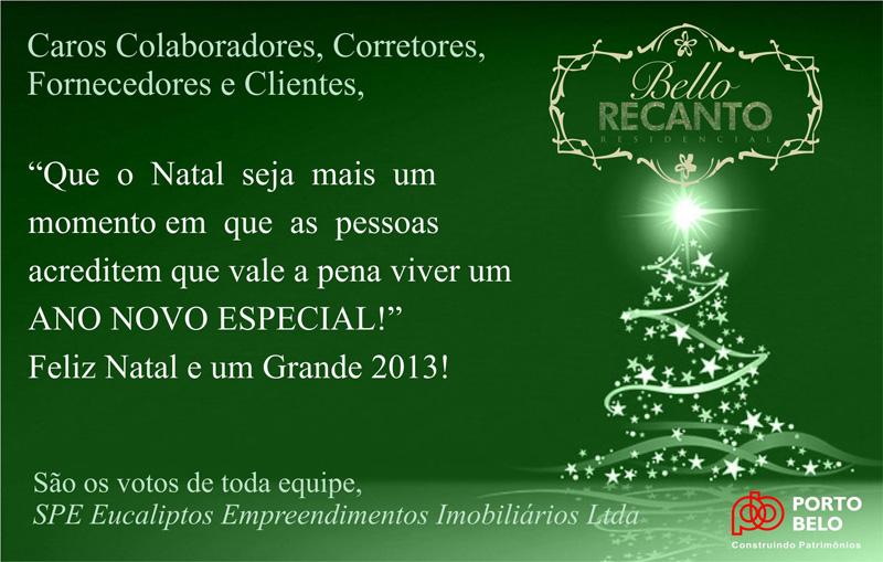 BelloRecanto Natal