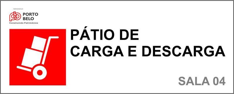 CCGO Carga e Descarga