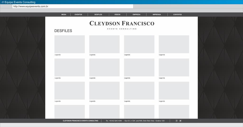 CF -DESFILES