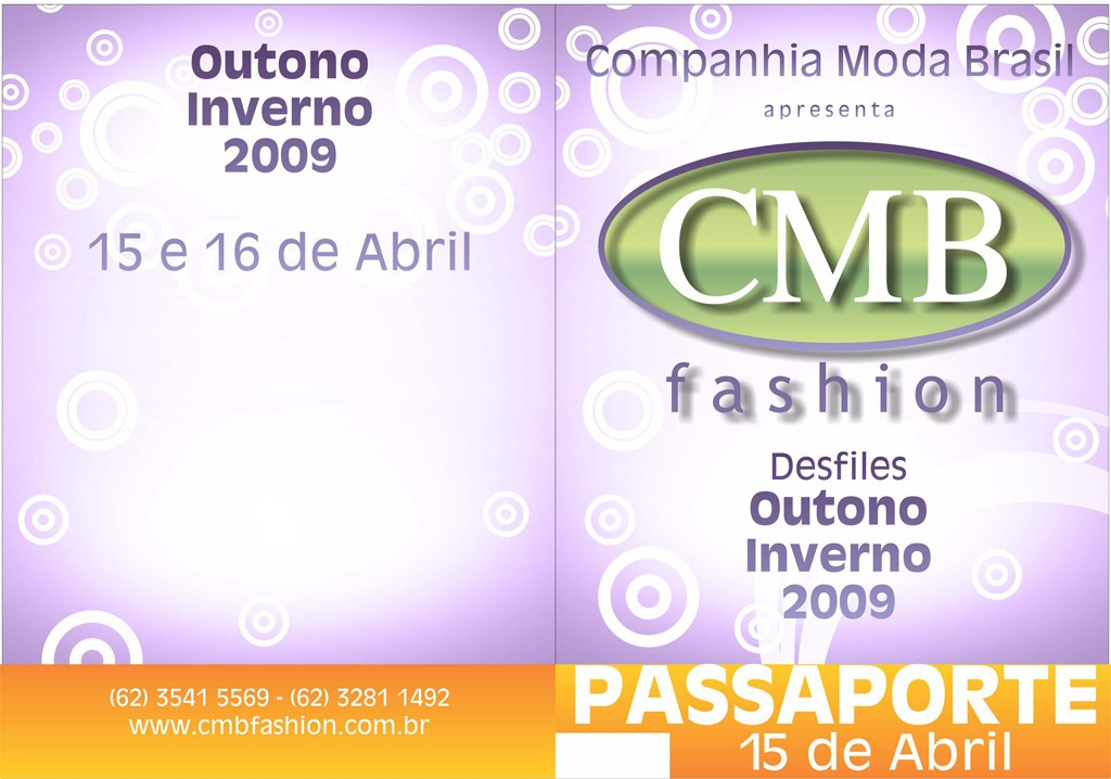 CMB 9 Passaporte