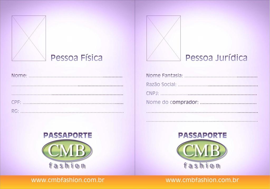 CMB 9 Passaporte B