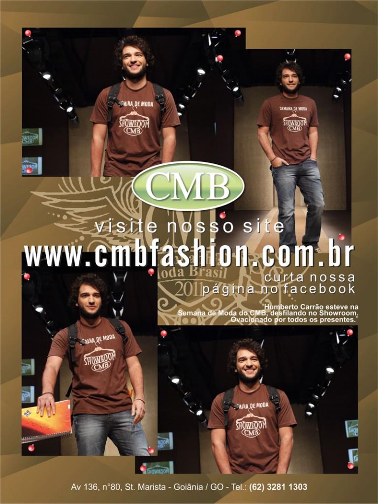 CMB Showroom Anuncio