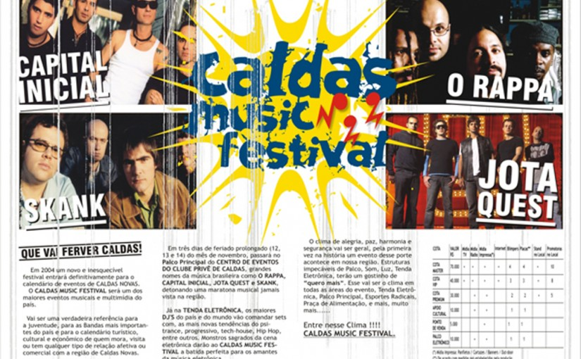 Caldas Music Festival