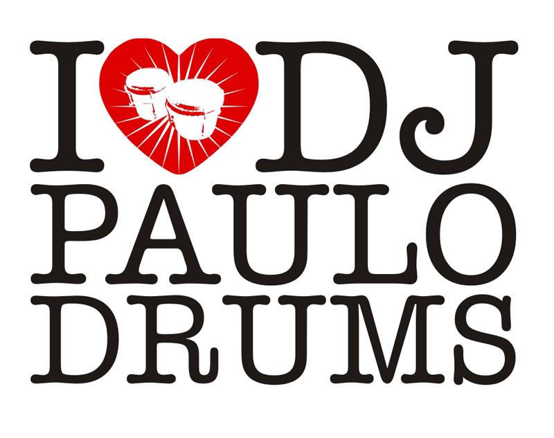 Camiseta DJ Paulo
