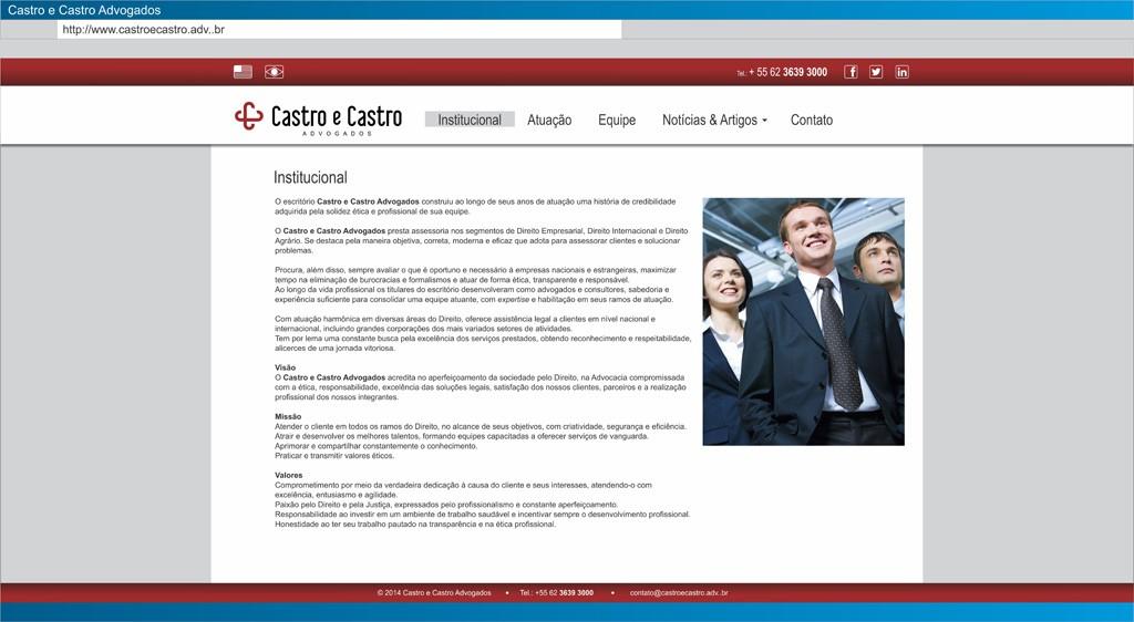 CastroCastro - Institucional