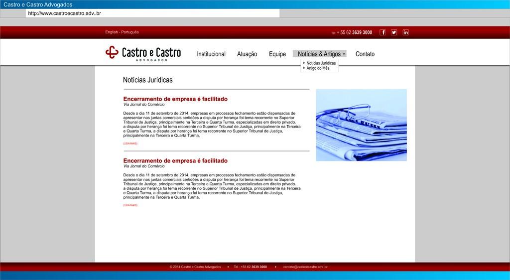 CastroCastro - Noticias