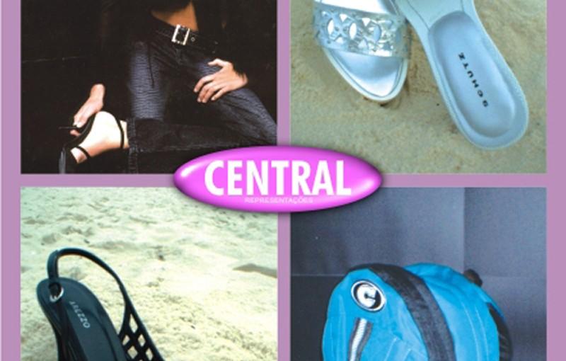 Central Representações