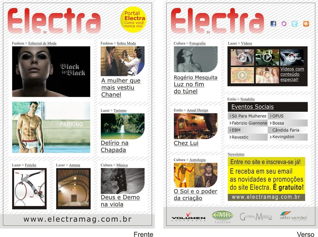Electra - Flyer