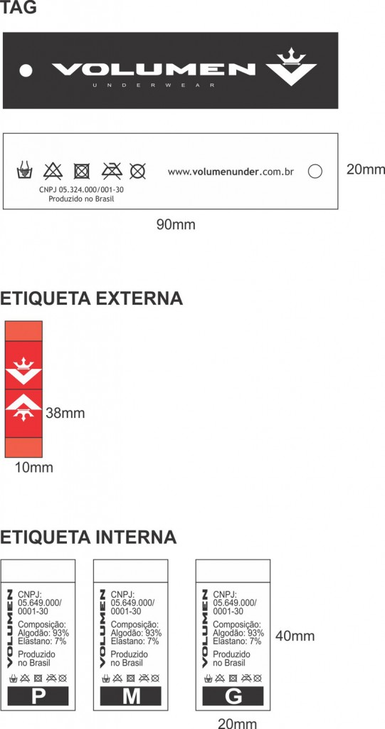 Etiqueta Ext Int Tag