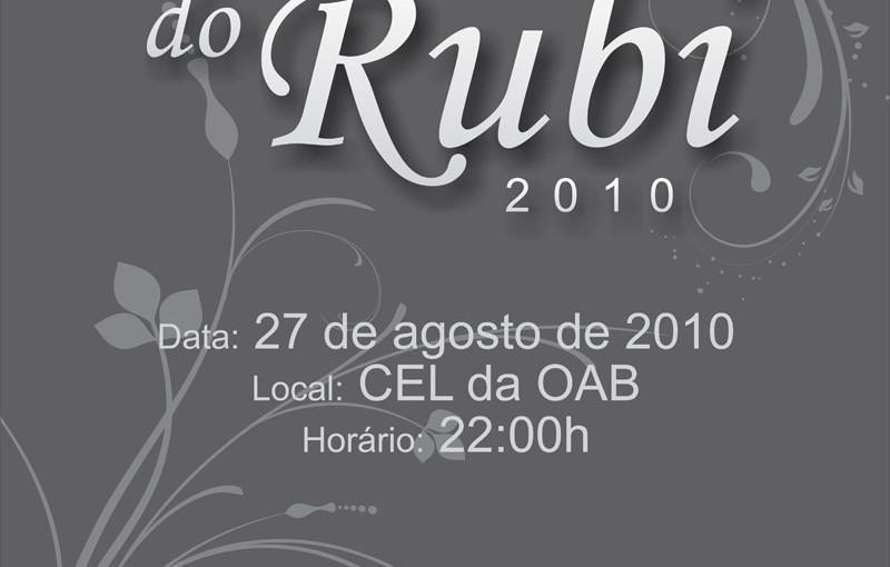Festa do Rubi