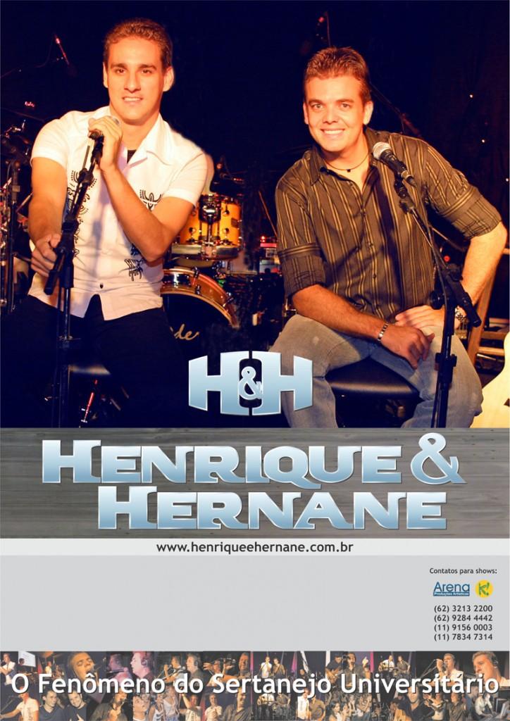 HenriqueHernane - Cartaz