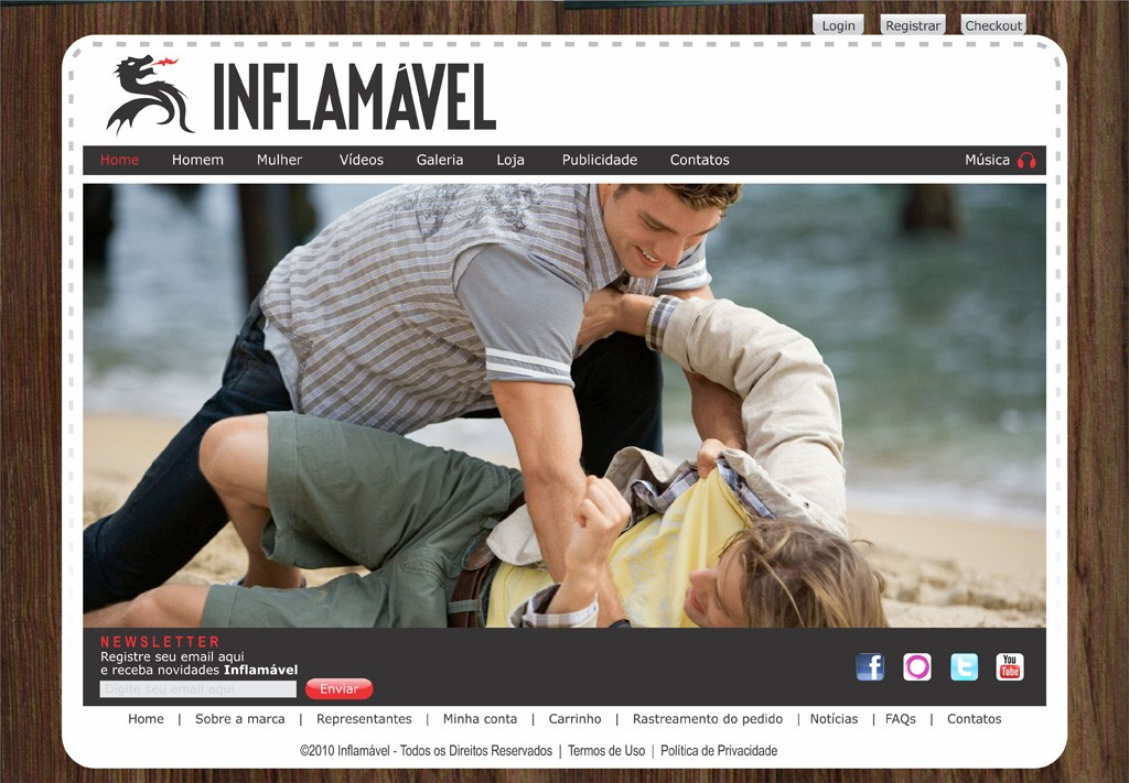 Inflamavel A