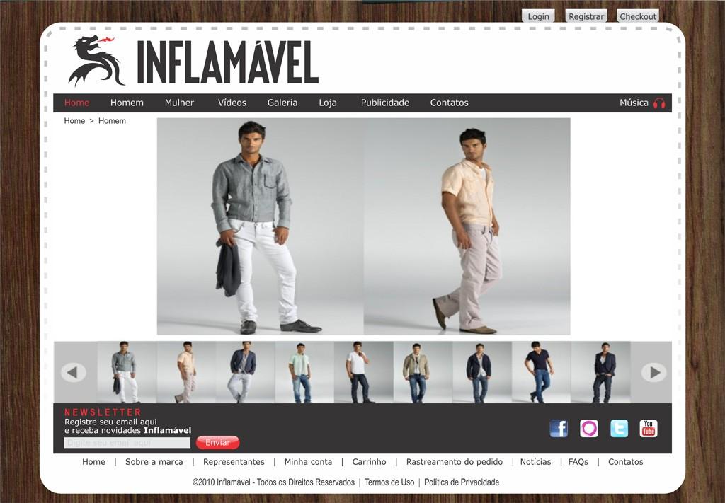 Inflamavel B