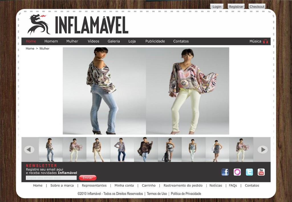 Inflamavel c