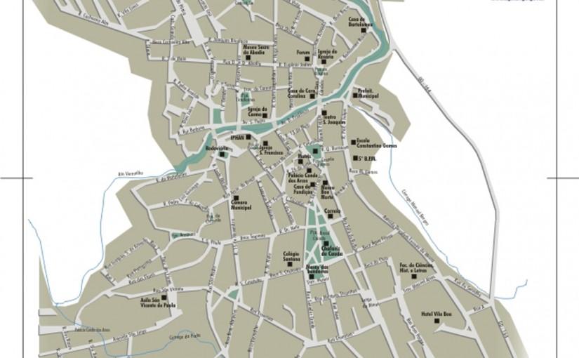 Cidade de Goiás à Vista