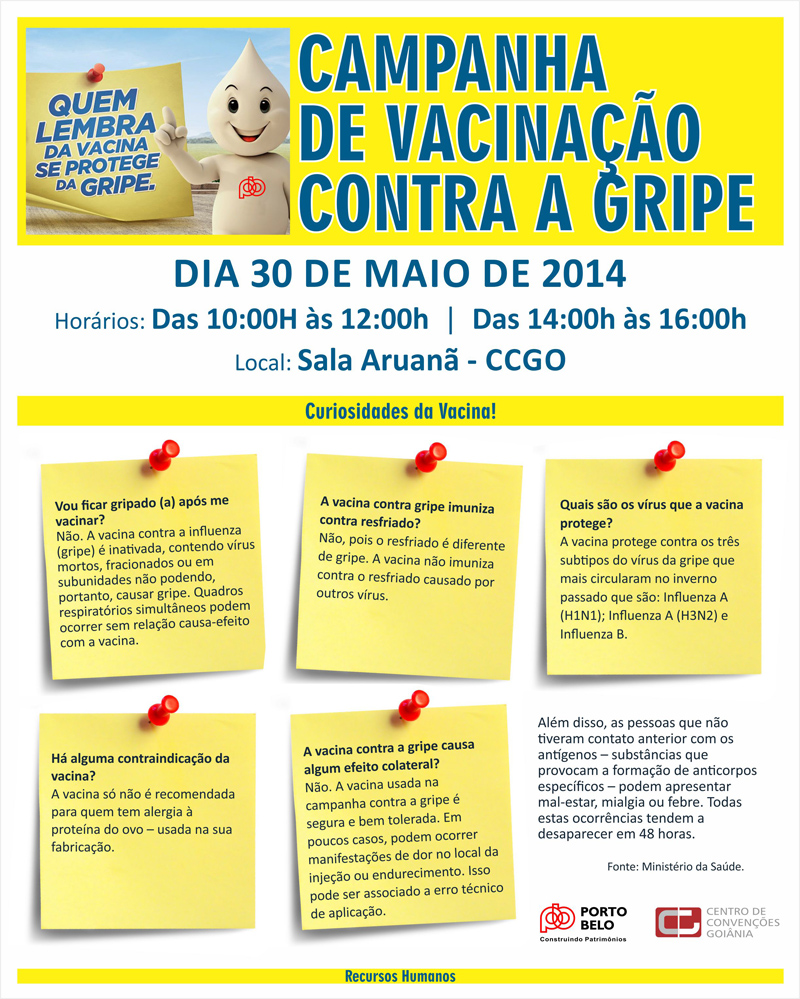 PB Vacinacao flyer
