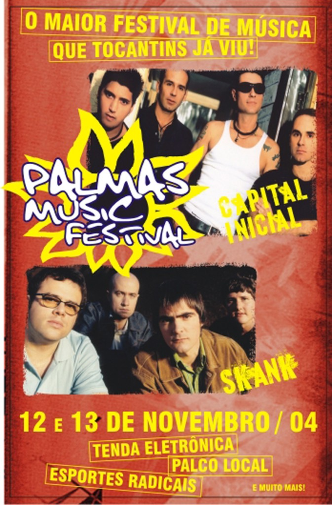 Palmas Music