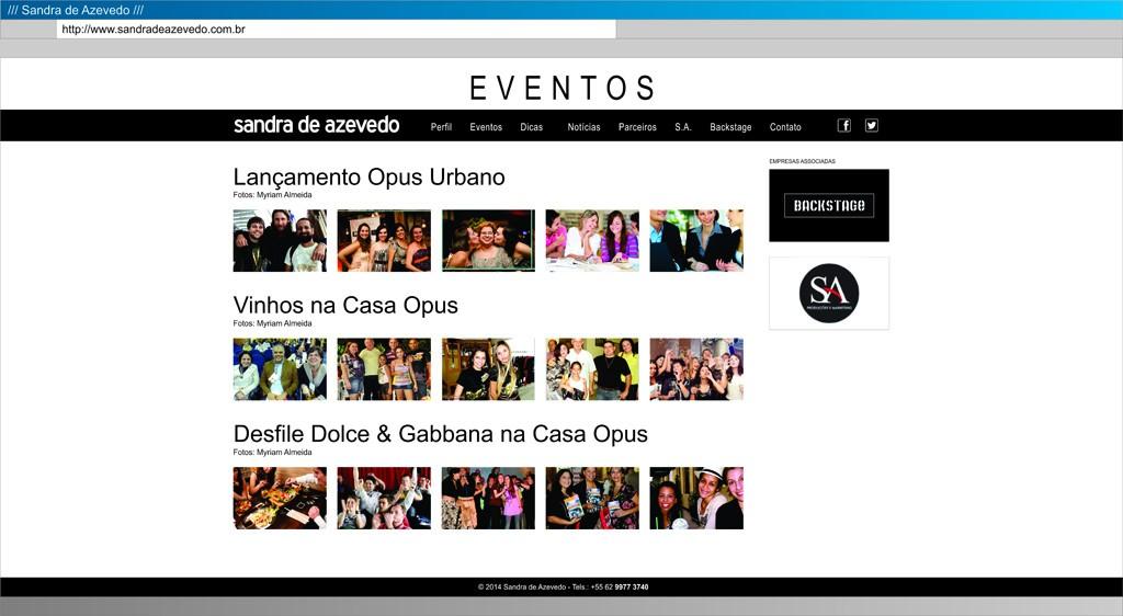 Sandra - Eventos 01