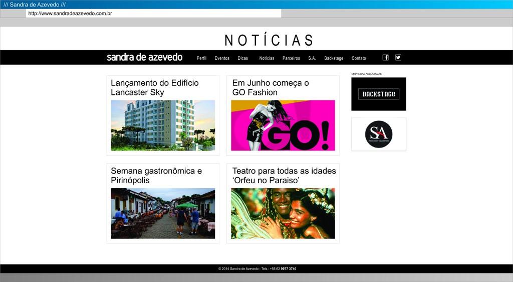 Sandra - Noticias 01