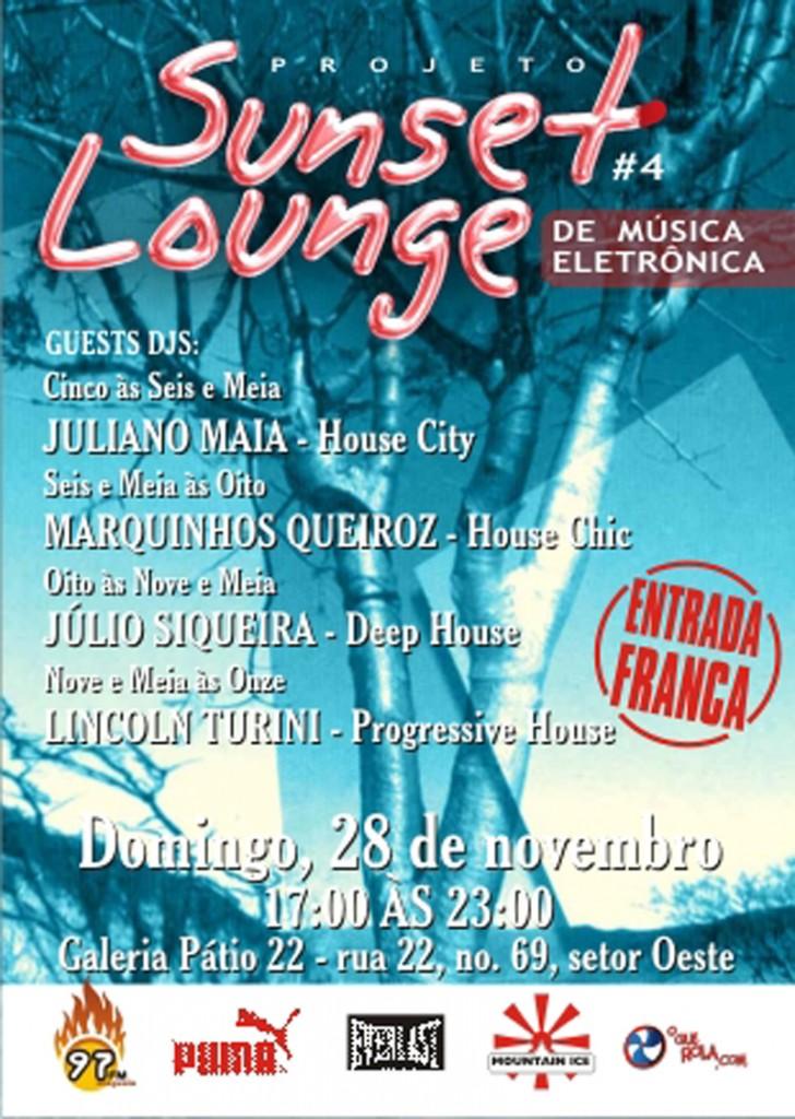 Sunset Lounge B