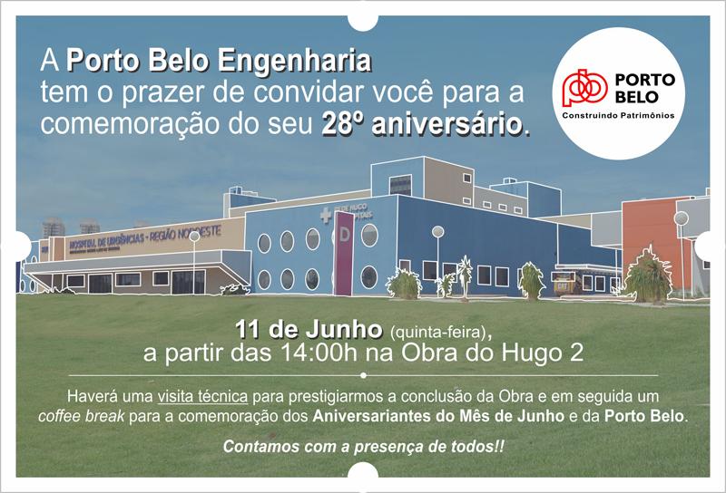 Convite Aniversario e Hugo 2 c