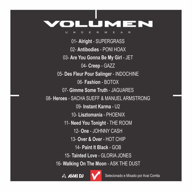 Volumen Rock B