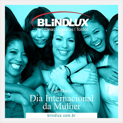 08 Mar - Dia Internacional da Mulher