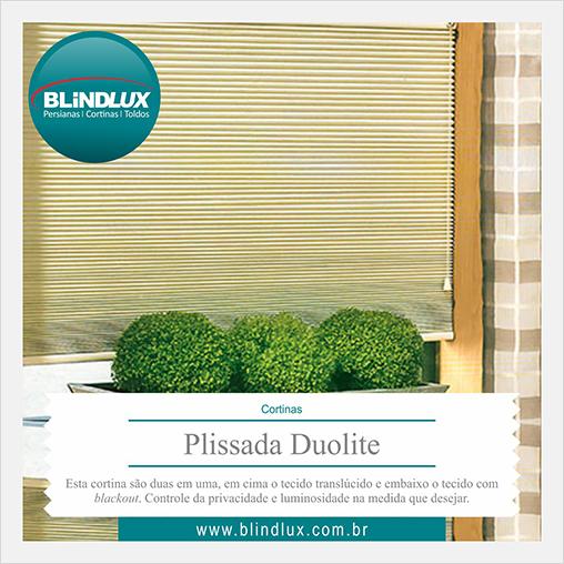 Plissada Duolite