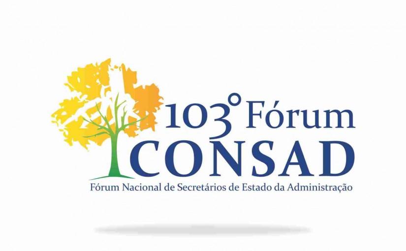 103° Fórum CONSAD